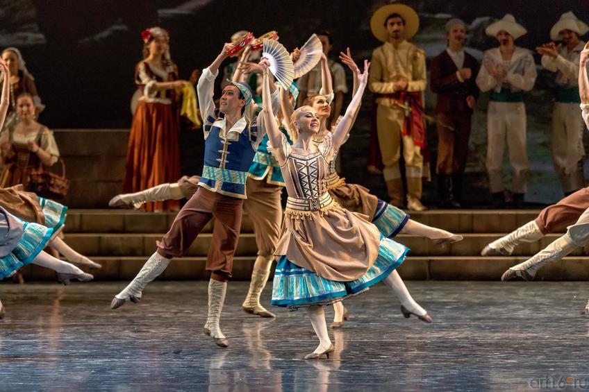 Танцы::Дон Кихот