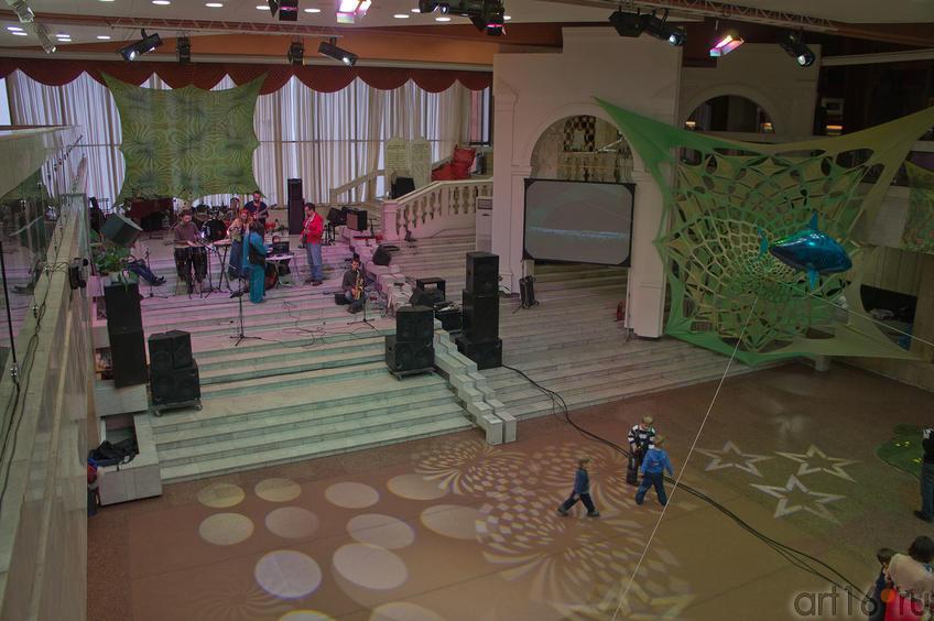 Фото №88630. Выступление музыкальных коллекивов на фестивале ''ТРИПФЕСТ-2011''