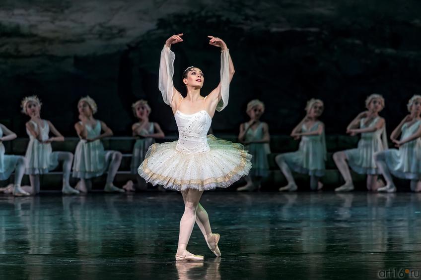 Фото №886341. Майя Махатели (Национальный балет Нидерландов)