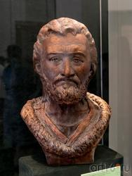 Мужчина сарматского времени (IV в. до н.э.)
