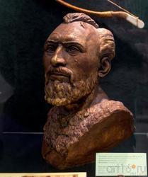 Мужчина гунно-сарматского времени (III в. н.э.)