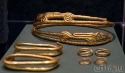 Комплект женских украшений (IV в. до н.э.)