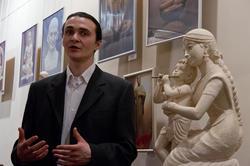 Алексей Леонов «Молитва в скульптуре»