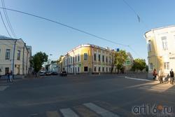 Дом Л.Н.Урванцева (Казань, К.Маркса, 11)