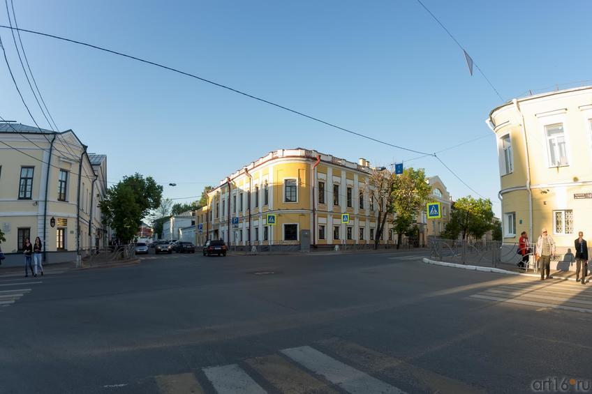 Фото №886858. Дом Л.Н.Урванцева (Казань, К.Маркса, 11)