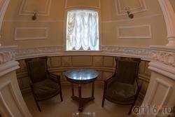 Дом Банарцева (К.Маркса, 18). Интерьер (антикварная мебель ASG)