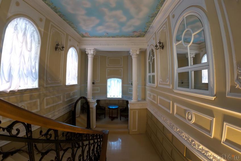 Фото №886882. Дом Банарцева (К.Маркса, 18). Интерьер. Лестница