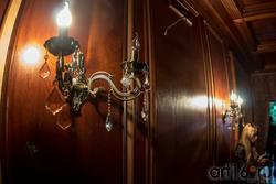 Бра.  Зальное помещение, 2 этаж, дом Банарцева