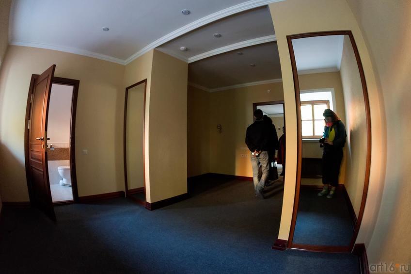Гостиничный номер на антресольном этаже Дома Банарцева::19.05.2016 Экскурсия ASG
