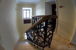 Лестница в доме Банарцева