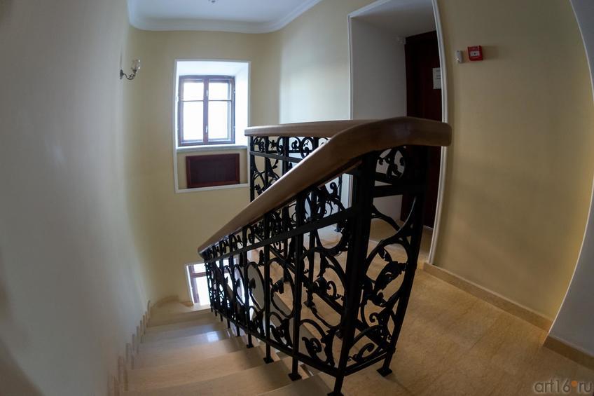 Фото №886942. Лестница в доме Банарцева