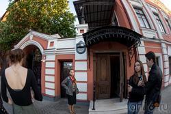 Дом Банарцева, К.Маркса 18, Казань