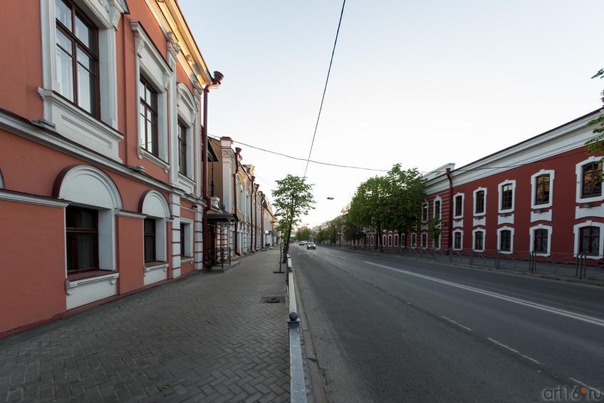 Фото №886958. Ул. К. Маркса (д. 16 и д. 17) Дом Александрова и здание Адмиралтейской конторы