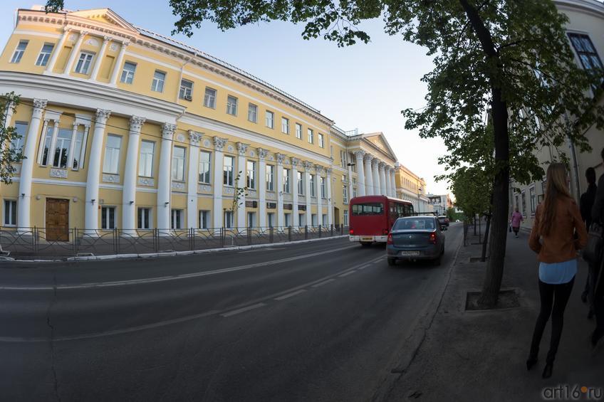 Фото №886966. 1-ое здание КАИ, К.Маркса, 10
