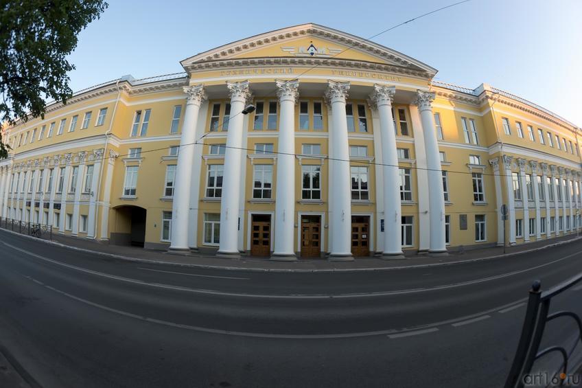 Фото №886970. 1-ое здание КАИ, К.Маркса, 10