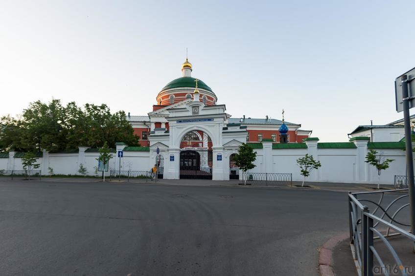 Казанский Богородицкий монастырь::19.05.2016 Экскурсия ASG