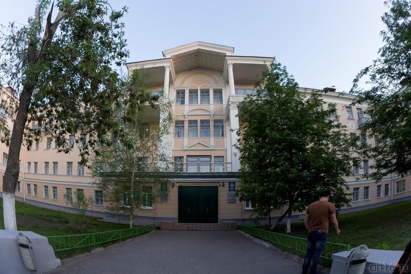 Фото №886990. Общежитие КАИ №2  (Б. Красная, 18)