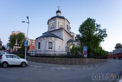 Церковь Святой Великомученицы Евдокии, Федосеевская, 46