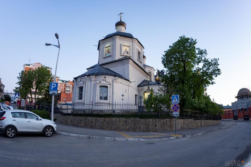 Фото №887018. Церковь Святой Великомученицы Евдокии, Федосеевская, 46