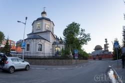 Церковь Святой великомученицы Евдокии