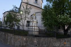 Церковь Святой великомученицы Евдокии (фрагмент)