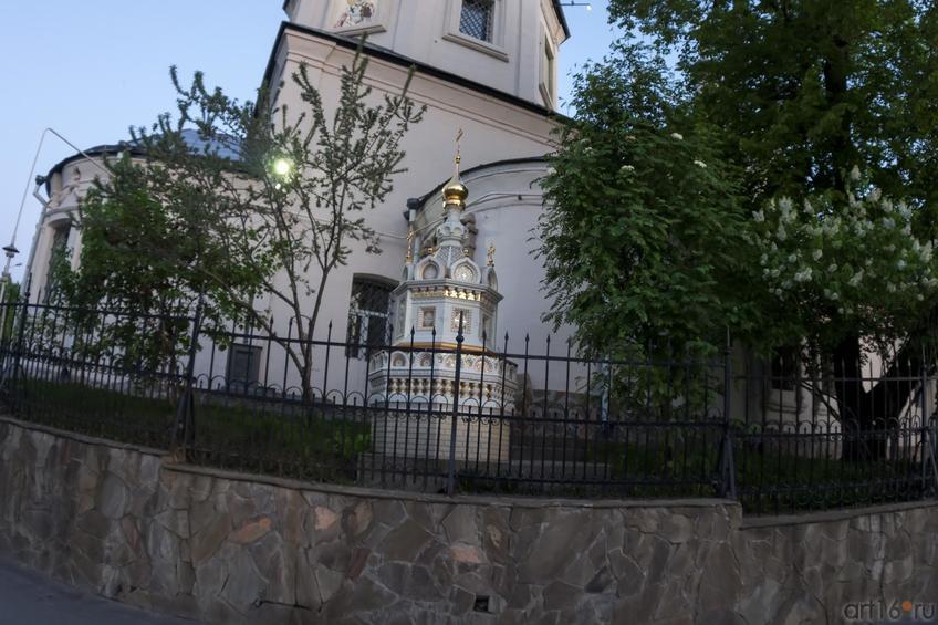 Церковь Святой великомученицы Евдокии (фрагмент)::19.05.2016 Экскурсия ASG