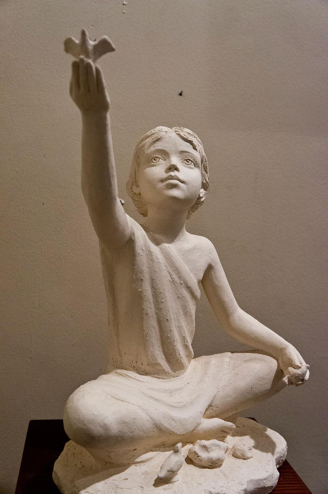 Фото №88762. Маленький Иисус. 2004. А.Леонов