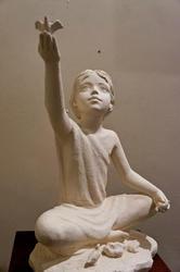 Маленький Иисус. 2004. А.Леонов