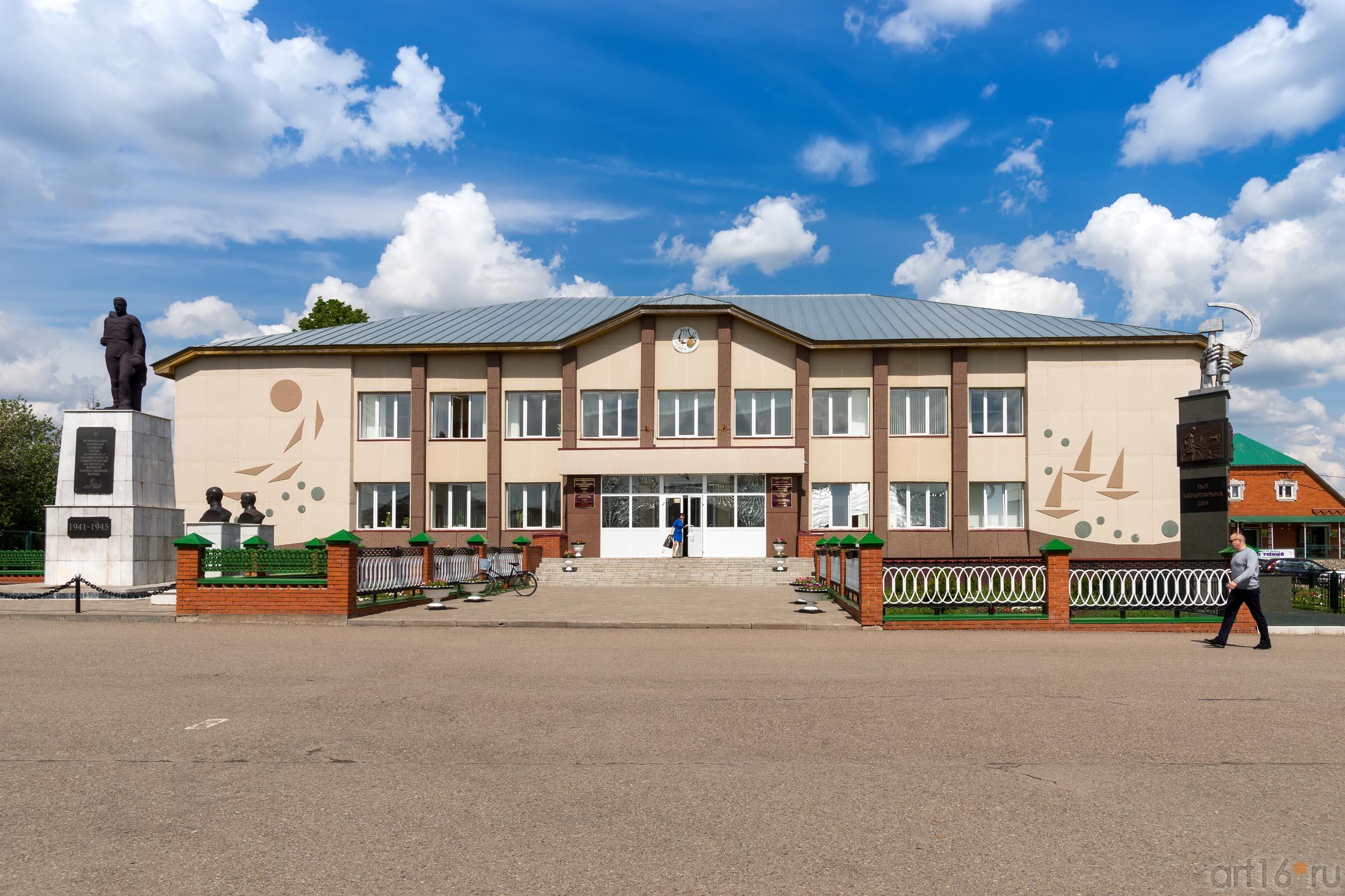 Центр детского творчества, Богатые Сабы::Богатые Сабы. Шаймарданов Альфрид. Выставка
