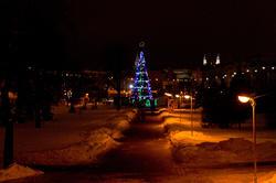 Новый год в Казани, 2011/12