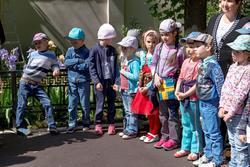 Дети в Доме-музее В.И.Ленина