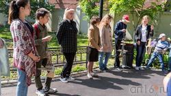 Ученики Детской архитектурно-дизайнерской школы при КГАСУ «ДАШКА»