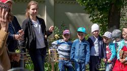 Ученики Детской архитектурно-дизайнерской школы при КГАСУ «ДАШКА» и воспитанники д/с