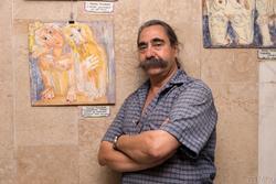 Виктор Тимофеев. Выставка «Пора тополиного пуха»