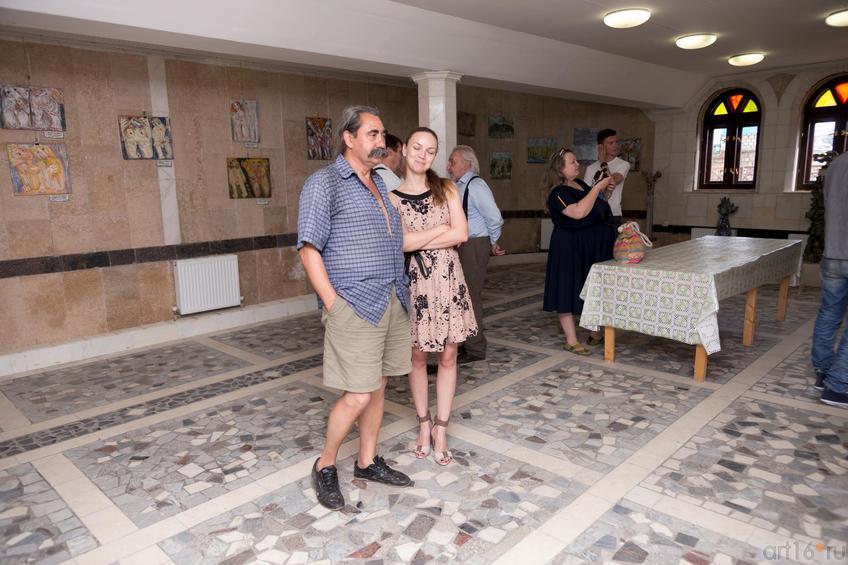 Виктор Тимофеев::Виктор Тимофеев. Выставка «Пора тополиного пуха»