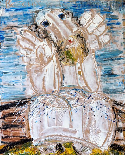 Весна идет. 2016. Виктор Тимофеев::Виктор Тимофеев. Выставка «Пора тополиного пуха»