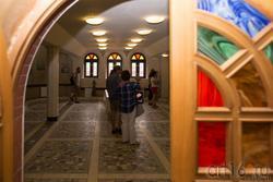 Выставочный зал в Храме всех религий Ильдара Ханова