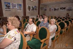 На концерте Евгения Семеновича Скрябина «Песни души»