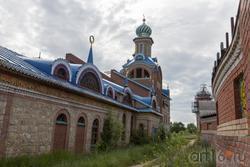 Храм Всех религий Ильдара Ханова. Фрагмент композиции