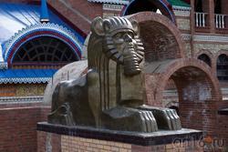 Храм Всех религий Ильдара Ханова. Сфинкс
