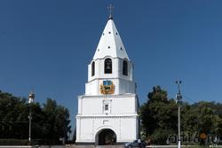 Спасская башня Сызранского кремля