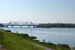 Один из мостов Сызрани