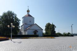 Храм Рождества Христова (Советская, 2а, Сызрань)