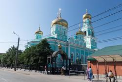 Казанский Собор. Сызрань
