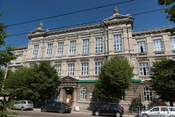 Самарский государственный технический университет (филиал), Сызрань.