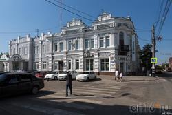 Ул. К.Федина / Советская, 42, Сызрань