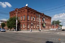 Дом на пересечении ул Советская, 27 и Степана Разина
