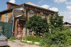 Деревянный дом в Пролетарском переулке, 51
