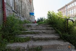 Пролетарский переулок. Сызрань.