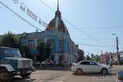 Советская, 26 (Пролетарский переулок). Здание Почты в Сызрани
